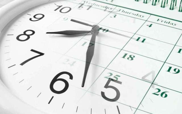 horarios
